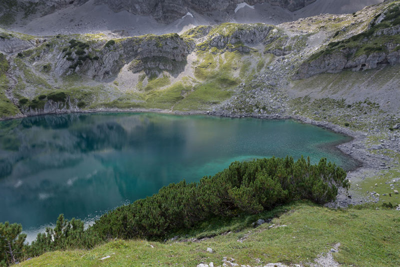 drachensee, miemingerkette