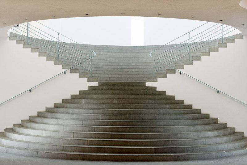 Kunstmuseum Bonn Treppe