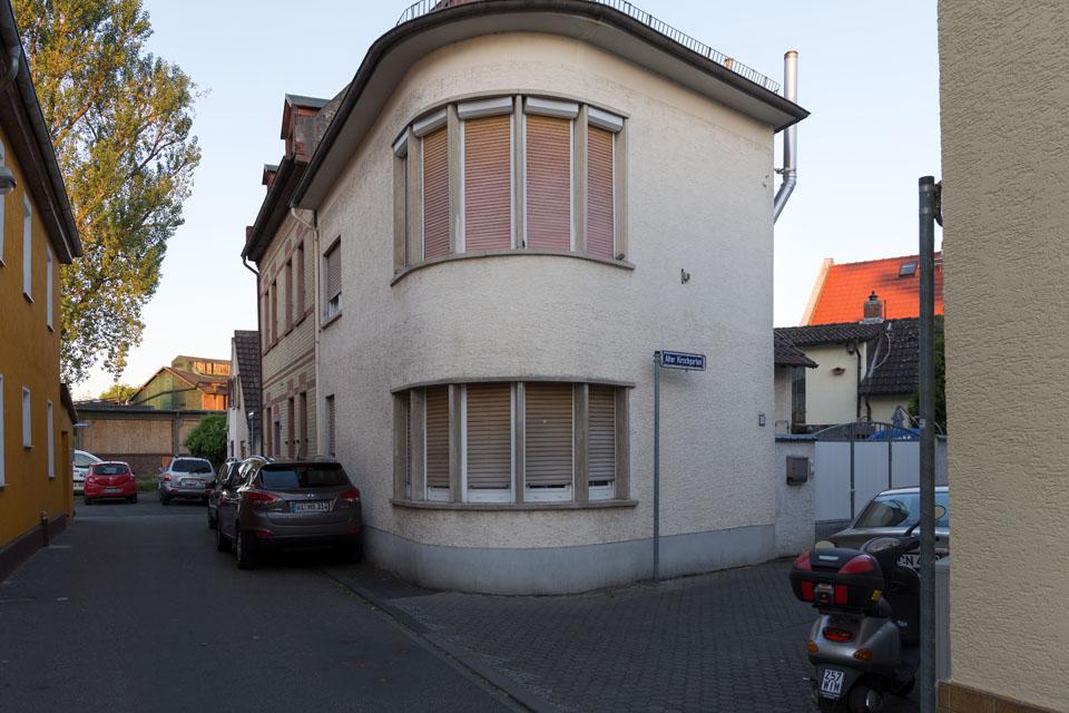 Kirschgarten Viertel Mainz-Kostheim