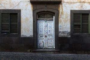 art of open door project in Rua de Santa Maria of Funchal #15
