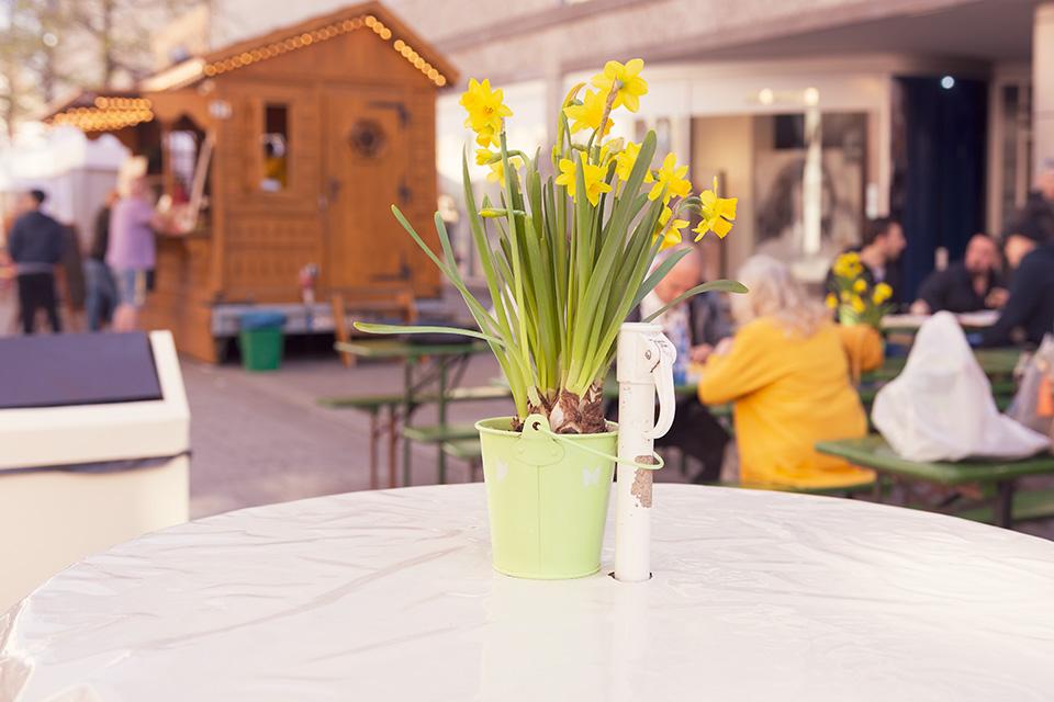 Tischblume #58 Easter Market