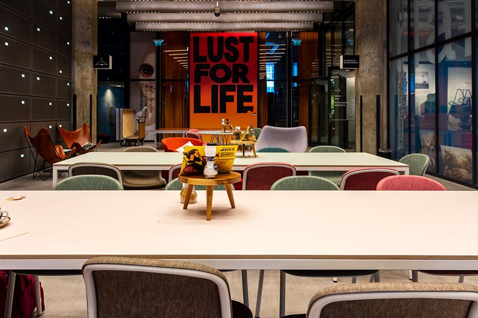 Lust for Life, Nederlands Fotomuseum, Rotterdam
