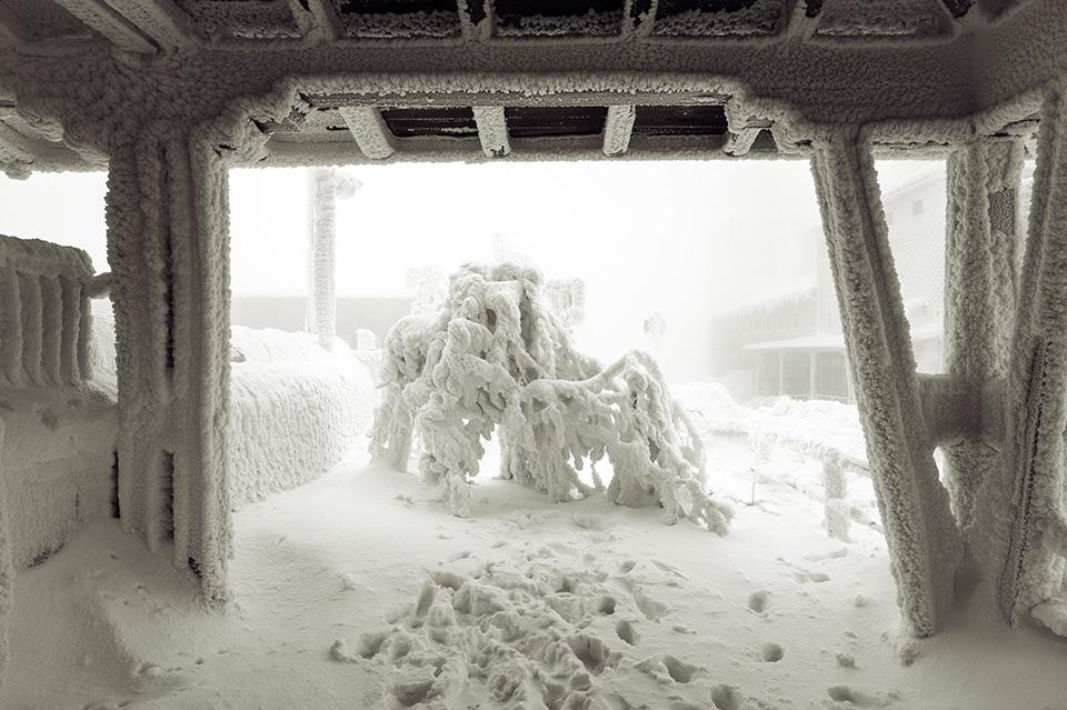 Feldberg #5 Frostiger Pausenplatz, es will nur Spielen