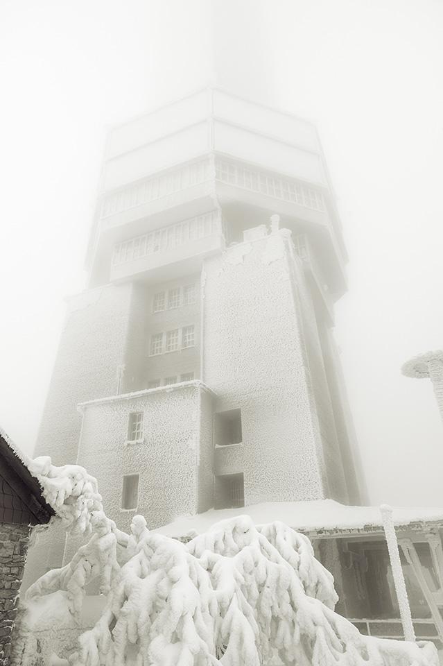 Feldberg#8 Fernmeldeturm