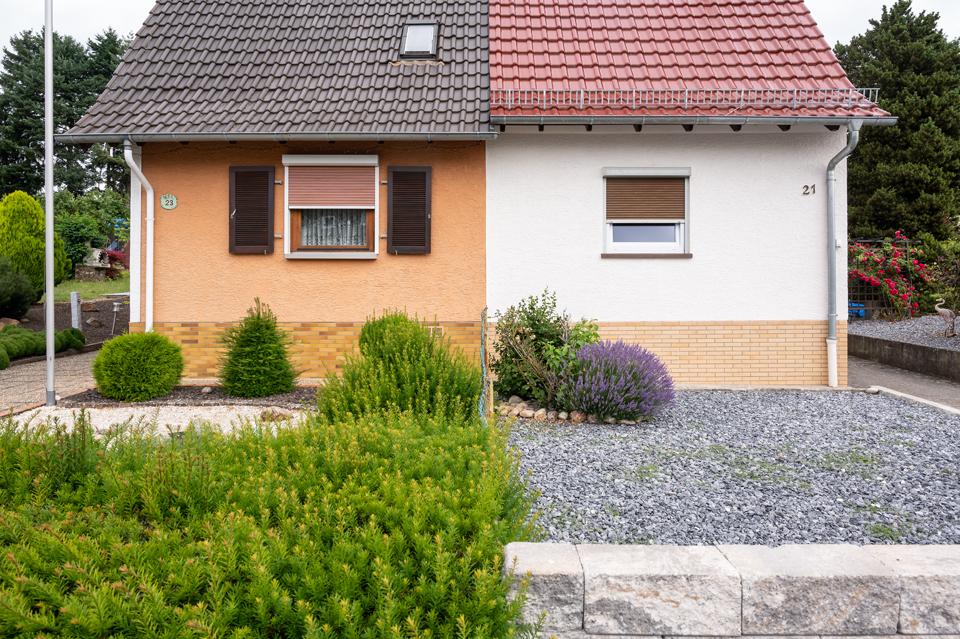 "Urban Hiking #2 : ""Brüning Häuser"" Siedlung Freudenberg, Wiesbaden, Juni 2021"