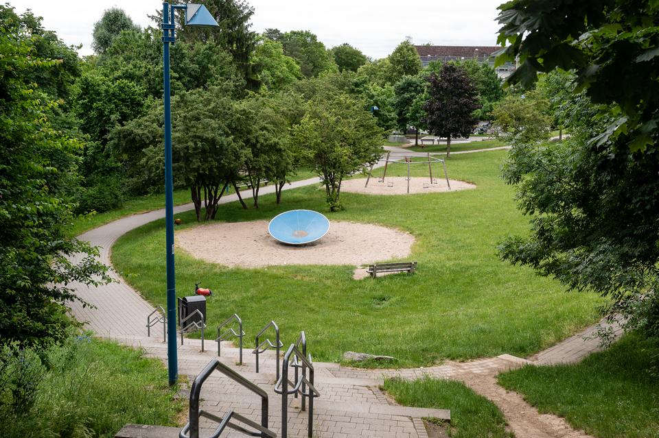 Urban Hiking #2: Sauerlandpark, Talheim Wiesbaden, Juni 2021
