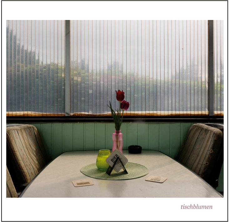 Buchcover Tischblumen